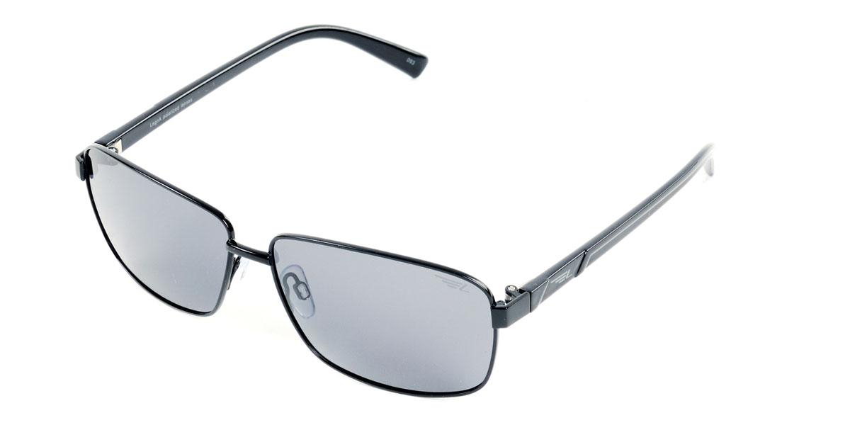 Очки поляризационные Legna, цвет: черный. S4403AS4403AСтильные солнцезащитные очки Legna сделают приятной прогулку в жаркий солнечный полдень. Их также по достоинству оценят водители, так как эта модель очков оснащена уникальными поляризационными линзами, которые задерживают раздражающие блики, что гарантирует полный зрительный комфорт и, как результат, повышенную безопасность. Высокоэффективный встроенный УФ фильтр обеспечивает совершенную защиту от вредных ультрафиолетовых лучей Кроме того, это эффектный аксессуар, который наверняка станет «изюминкой» вашего индивидуального стиля. Оправа не только красивая, но и прочная, а линзы со временем не покроются мелкими царапинами. Чистка и обслуживание: Вымыть теплой водой, вытереть мягкой сухой салфеткой. Условия хранения: в футляре при нормальных климатических условиях. Предупреждение: Не использовать в солярии, не смотреть на прямые солнечные лучи, не использовать при управлении автомобилем в сумерках и ночью.