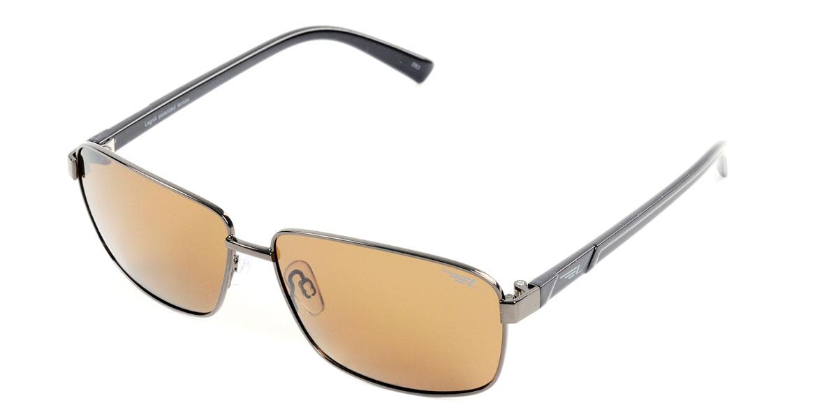 Очки поляризационные Legna, цвет: коричневый. S4403BS4403BСтильные солнцезащитные очки Legna сделают приятной прогулку в жаркий солнечный полдень. Их также по достоинству оценят водители, так как эта модель очков оснащена уникальными поляризационными линзами, которые задерживают раздражающие блики, что гарантирует полный зрительный комфорт и, как результат, повышенную безопасность. Высокоэффективный встроенный УФ фильтр обеспечивает совершенную защиту от вредных ультрафиолетовых лучей Кроме того, это эффектный аксессуар, который наверняка станет «изюминкой» вашего индивидуального стиля. Оправа не только красивая, но и прочная, а линзы со временем не покроются мелкими царапинами. Чистка и обслуживание: Вымыть теплой водой, вытереть мягкой сухой салфеткой. Условия хранения: в футляре при нормальных климатических условиях. Предупреждение: Не использовать в солярии, не смотреть на прямые солнечные лучи, не использовать при управлении автомобилем в сумерках и ночью.