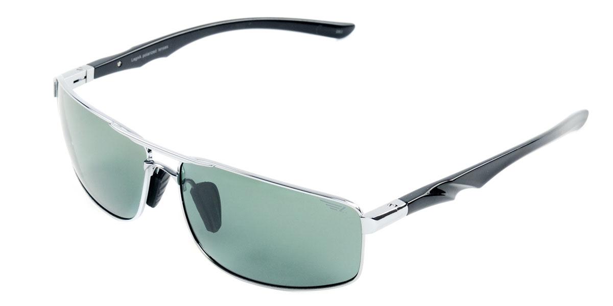 Очки поляризационные Legna, цвет: серо-зеленый. S4404BS4404BСтильные солнцезащитные очки Legna сделают приятной прогулку в жаркий солнечный полдень. Их также по достоинству оценят водители, так как эта модель очков оснащена уникальными поляризационными линзами, которые задерживают раздражающие блики, что гарантирует полный зрительный комфорт и, как результат, повышенную безопасность. Высокоэффективный встроенный УФ фильтр обеспечивает совершенную защиту от вредных ультрафиолетовых лучей Кроме того, это эффектный аксессуар, который наверняка станет «изюминкой» вашего индивидуального стиля. Оправа не только красивая, но и прочная, а линзы со временем не покроются мелкими царапинами. Чистка и обслуживание: Вымыть теплой водой, вытереть мягкой сухой салфеткой. Условия хранения: в футляре при нормальных климатических условиях. Предупреждение: Не использовать в солярии, не смотреть на прямые солнечные лучи, не использовать при управлении автомобилем в сумерках и ночью.