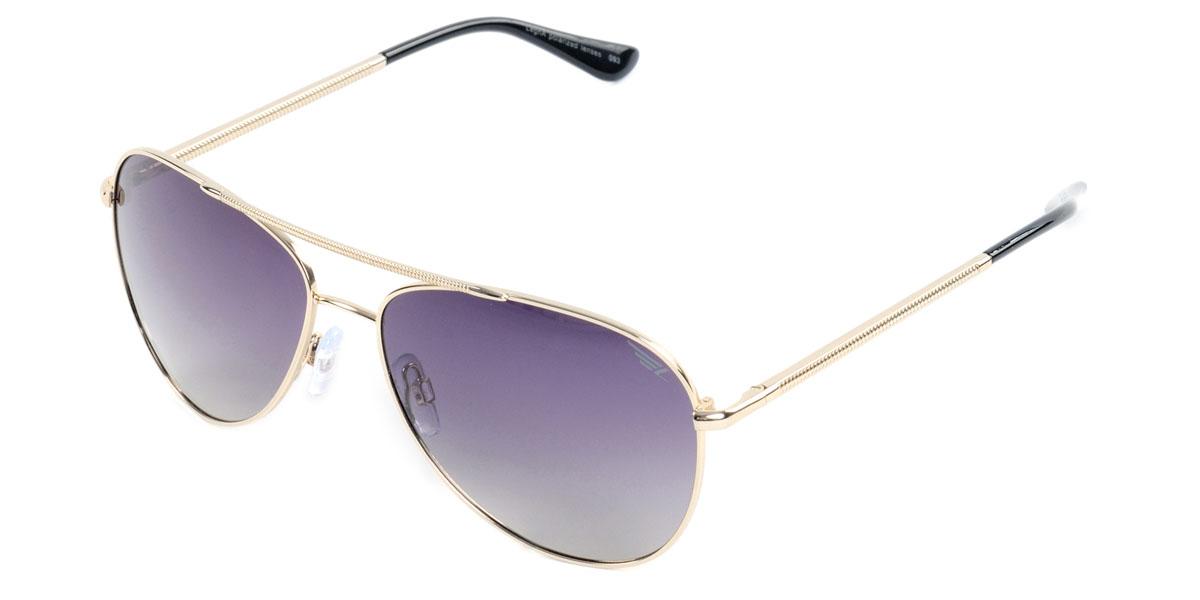 Очки поляризационные Legna, цвет: серый. S4408AS4408AСтильные солнцезащитные очки Legna сделают приятной прогулку в жаркий солнечный полдень. Их также по достоинству оценят водители, так как эта модель очков оснащена уникальными поляризационными линзами, которые задерживают раздражающие блики, что гарантирует полный зрительный комфорт и, как результат, повышенную безопасность. Высокоэффективный встроенный УФ фильтр обеспечивает совершенную защиту от вредных ультрафиолетовых лучей Кроме того, это эффектный аксессуар, который наверняка станет «изюминкой» вашего индивидуального стиля. Оправа не только красивая, но и прочная, а линзы со временем не покроются мелкими царапинами. Чистка и обслуживание: Вымыть теплой водой, вытереть мягкой сухой салфеткой. Условия хранения: в футляре при нормальных климатических условиях. Предупреждение: Не использовать в солярии, не смотреть на прямые солнечные лучи, не использовать при управлении автомобилем в сумерках и ночью.