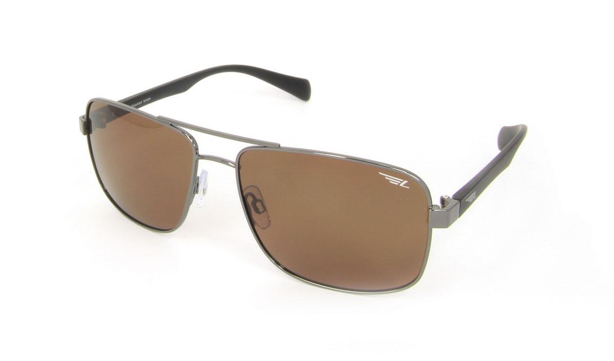 Очки поляризационные Legna, цвет: коричневый. S4501AS4501AСтильные солнцезащитные очки Legna сделают приятной прогулку в жаркий солнечный полдень. Их также по достоинству оценят водители, так как эта модель очков оснащена уникальными поляризационными линзами, которые задерживают раздражающие блики, что гарантирует полный зрительный комфорт и, как результат, повышенную безопасность. Высокоэффективный встроенный УФ фильтр обеспечивает совершенную защиту от вредных ультрафиолетовых лучей Кроме того, это эффектный аксессуар, который наверняка станет «изюминкой» вашего индивидуального стиля. Оправа не только красивая, но и прочная, а линзы со временем не покроются мелкими царапинами. Чистка и обслуживание: Вымыть теплой водой, вытереть мягкой сухой салфеткой. Условия хранения: в футляре при нормальных климатических условиях. Предупреждение: Не использовать в солярии, не смотреть на прямые солнечные лучи, не использовать при управлении автомобилем в сумерках и ночью.