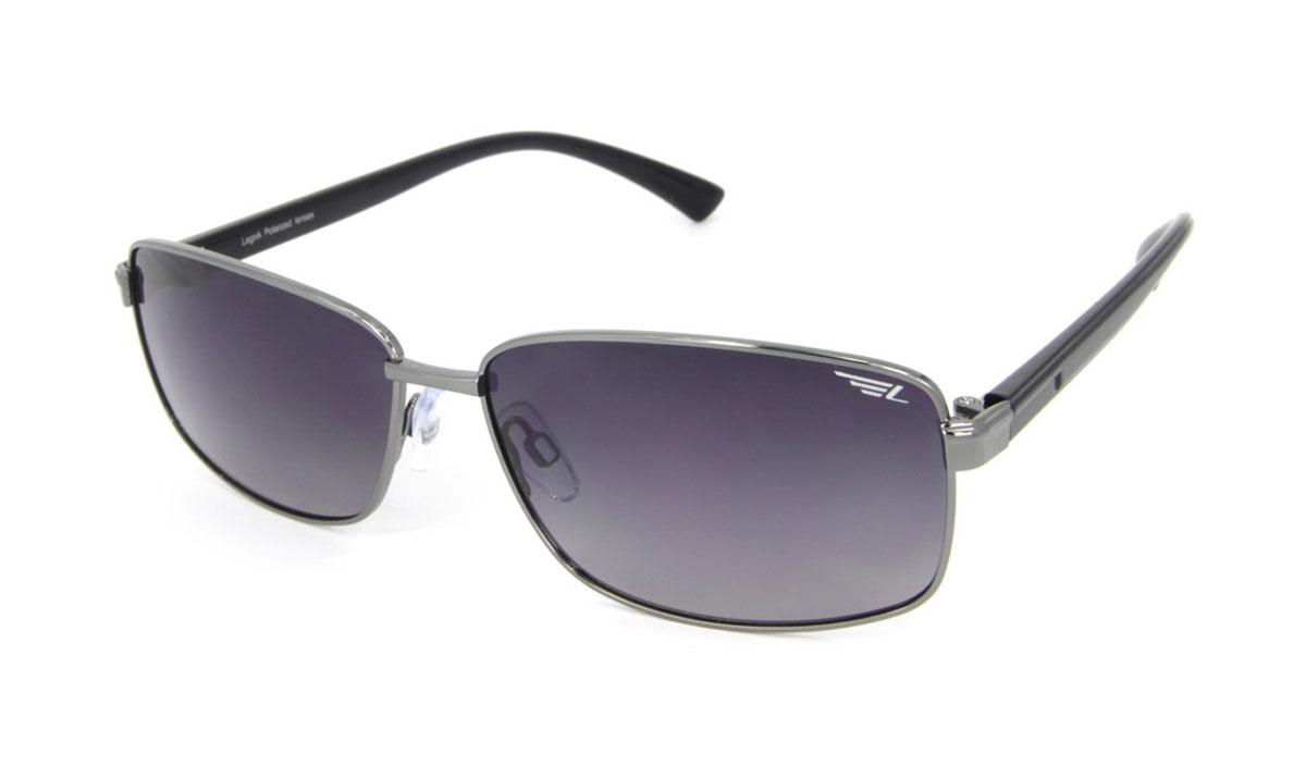 Очки поляризационные Legna, цвет: черный. S4503AS4503AСтильные солнцезащитные очки Legna сделают приятной прогулку в жаркий солнечный полдень. Их также по достоинству оценят водители, так как эта модель очков оснащена уникальными поляризационными линзами, которые задерживают раздражающие блики, что гарантирует полный зрительный комфорт и, как результат, повышенную безопасность. Высокоэффективный встроенный УФ фильтр обеспечивает совершенную защиту от вредных ультрафиолетовых лучей Кроме того, это эффектный аксессуар, который наверняка станет «изюминкой» вашего индивидуального стиля. Оправа не только красивая, но и прочная, а линзы со временем не покроются мелкими царапинами. Чистка и обслуживание: Вымыть теплой водой, вытереть мягкой сухой салфеткой. Условия хранения: в футляре при нормальных климатических условиях. Предупреждение: Не использовать в солярии, не смотреть на прямые солнечные лучи, не использовать при управлении автомобилем в сумерках и ночью.