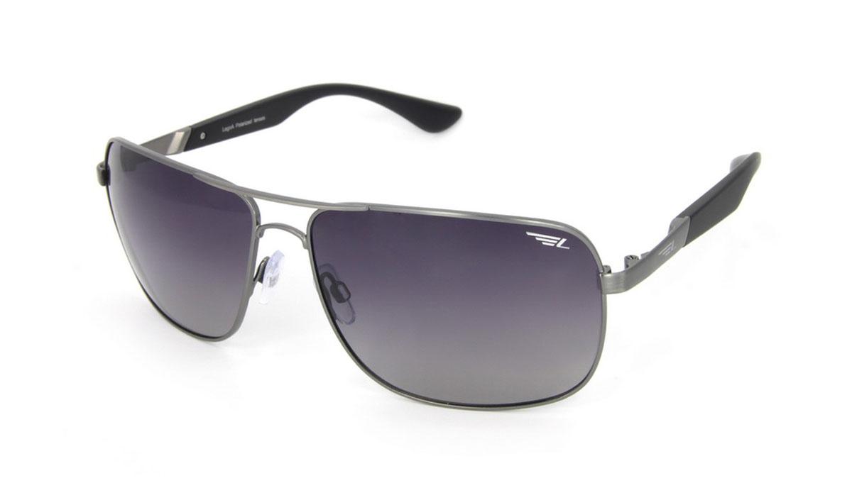 Очки поляризационные Legna, цвет: черный. S4504AS4504AСтильные солнцезащитные очки Legna сделают приятной прогулку в жаркий солнечный полдень. Их также по достоинству оценят водители, так как эта модель очков оснащена уникальными поляризационными линзами, которые задерживают раздражающие блики, что гарантирует полный зрительный комфорт и, как результат, повышенную безопасность. Высокоэффективный встроенный УФ фильтр обеспечивает совершенную защиту от вредных ультрафиолетовых лучей Кроме того, это эффектный аксессуар, который наверняка станет «изюминкой» вашего индивидуального стиля. Оправа не только красивая, но и прочная, а линзы со временем не покроются мелкими царапинами. Чистка и обслуживание: Вымыть теплой водой, вытереть мягкой сухой салфеткой. Условия хранения: в футляре при нормальных климатических условиях. Предупреждение: Не использовать в солярии, не смотреть на прямые солнечные лучи, не использовать при управлении автомобилем в сумерках и ночью.