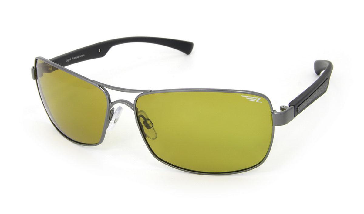 Очки поляризационные Legna, цвет: желтый. S4505CS4505CСтильные солнцезащитные очки Legna сделают приятной прогулку в жаркий солнечный полдень. Их также по достоинству оценят водители, так как эта модель очков оснащена уникальными поляризационными линзами, которые задерживают раздражающие блики, что гарантирует полный зрительный комфорт и, как результат, повышенную безопасность. Высокоэффективный встроенный УФ фильтр обеспечивает совершенную защиту от вредных ультрафиолетовых лучей Кроме того, это эффектный аксессуар, который наверняка станет «изюминкой» вашего индивидуального стиля. Оправа не только красивая, но и прочная, а линзы со временем не покроются мелкими царапинами. Чистка и обслуживание: Вымыть теплой водой, вытереть мягкой сухой салфеткой. Условия хранения: в футляре при нормальных климатических условиях. Предупреждение: Не использовать в солярии, не смотреть на прямые солнечные лучи, не использовать при управлении автомобилем в сумерках и ночью.