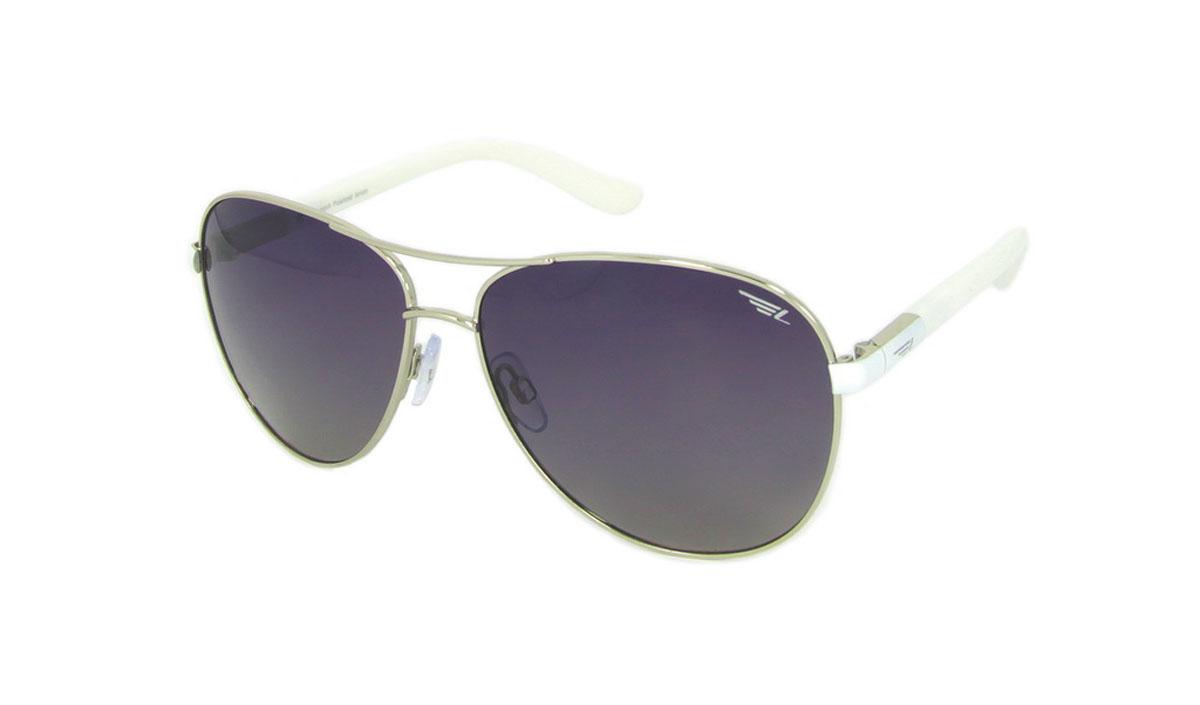 Очки поляризационные Legna, цвет: черный, белый. S4508BS4508BСтильные солнцезащитные очки Legna сделают приятной прогулку в жаркий солнечный полдень. Их также по достоинству оценят водители, так как эта модель очков оснащена уникальными поляризационными линзами, которые задерживают раздражающие блики, что гарантирует полный зрительный комфорт и, как результат, повышенную безопасность. Высокоэффективный встроенный УФ фильтр обеспечивает совершенную защиту от вредных ультрафиолетовых лучей Кроме того, это эффектный аксессуар, который наверняка станет «изюминкой» вашего индивидуального стиля. Оправа не только красивая, но и прочная, а линзы со временем не покроются мелкими царапинами. Чистка и обслуживание: Вымыть теплой водой, вытереть мягкой сухой салфеткой. Условия хранения: в футляре при нормальных климатических условиях. Предупреждение: Не использовать в солярии, не смотреть на прямые солнечные лучи, не использовать при управлении автомобилем в сумерках и ночью.
