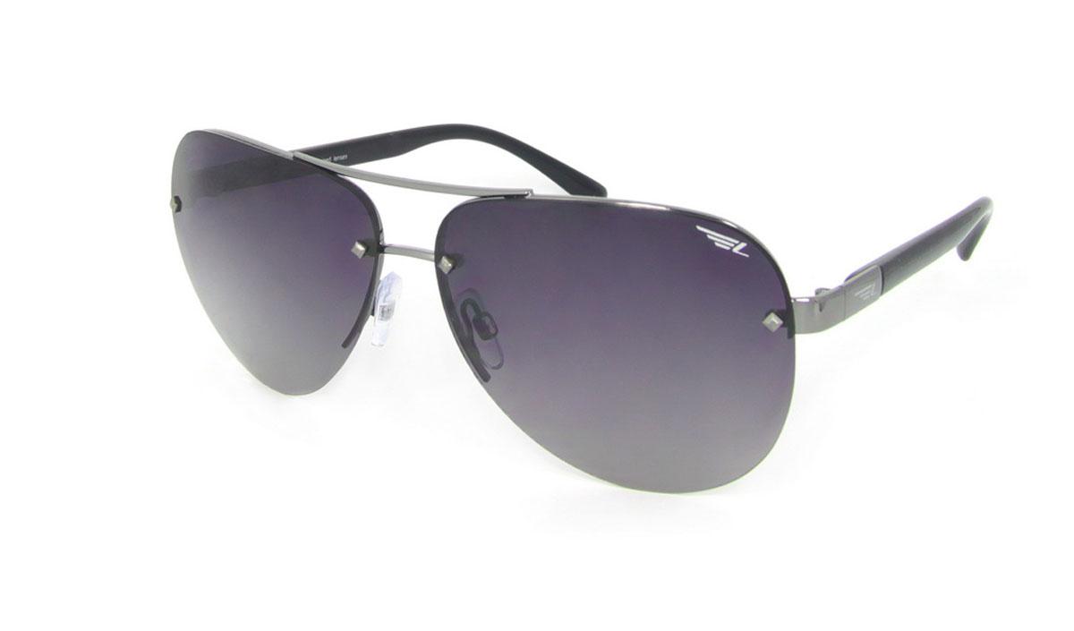 Очки поляризационные Legna, цвет: черный. S4509AS4509AСтильные солнцезащитные очки Legna сделают приятной прогулку в жаркий солнечный полдень. Их также по достоинству оценят водители, так как эта модель очков оснащена уникальными поляризационными линзами, которые задерживают раздражающие блики, что гарантирует полный зрительный комфорт и, как результат, повышенную безопасность. Высокоэффективный встроенный УФ фильтр обеспечивает совершенную защиту от вредных ультрафиолетовых лучей Кроме того, это эффектный аксессуар, который наверняка станет «изюминкой» вашего индивидуального стиля. Оправа не только красивая, но и прочная, а линзы со временем не покроются мелкими царапинами. Чистка и обслуживание: Вымыть теплой водой, вытереть мягкой сухой салфеткой. Условия хранения: в футляре при нормальных климатических условиях. Предупреждение: Не использовать в солярии, не смотреть на прямые солнечные лучи, не использовать при управлении автомобилем в сумерках и ночью.