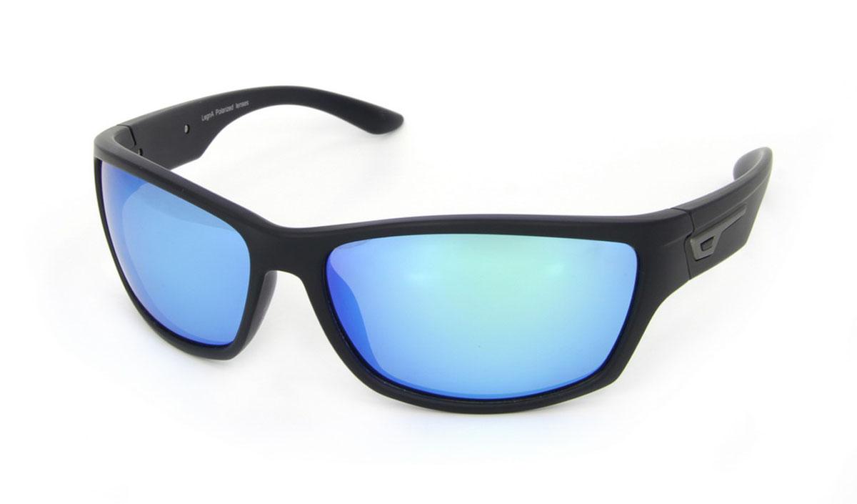 Очки поляризационные Legna, цвет: черный, голубой. S7500BS7500BСтильные солнцезащитные очки Legna сделают приятной прогулку в жаркий солнечный полдень. Их также по достоинству оценят водители, так как эта модель очков оснащена уникальными поляризационными линзами, которые задерживают раздражающие блики, что гарантирует полный зрительный комфорт и, как результат, повышенную безопасность. Высокоэффективный встроенный УФ фильтр обеспечивает совершенную защиту от вредных ультрафиолетовых лучей Кроме того, это эффектный аксессуар, который наверняка станет «изюминкой» вашего индивидуального стиля. Оправа не только красивая, но и прочная, а линзы со временем не покроются мелкими царапинами. Чистка и обслуживание: Вымыть теплой водой, вытереть мягкой сухой салфеткой. Условия хранения: в футляре при нормальных климатических условиях. Предупреждение: Не использовать в солярии, не смотреть на прямые солнечные лучи, не использовать при управлении автомобилем в сумерках и ночью.