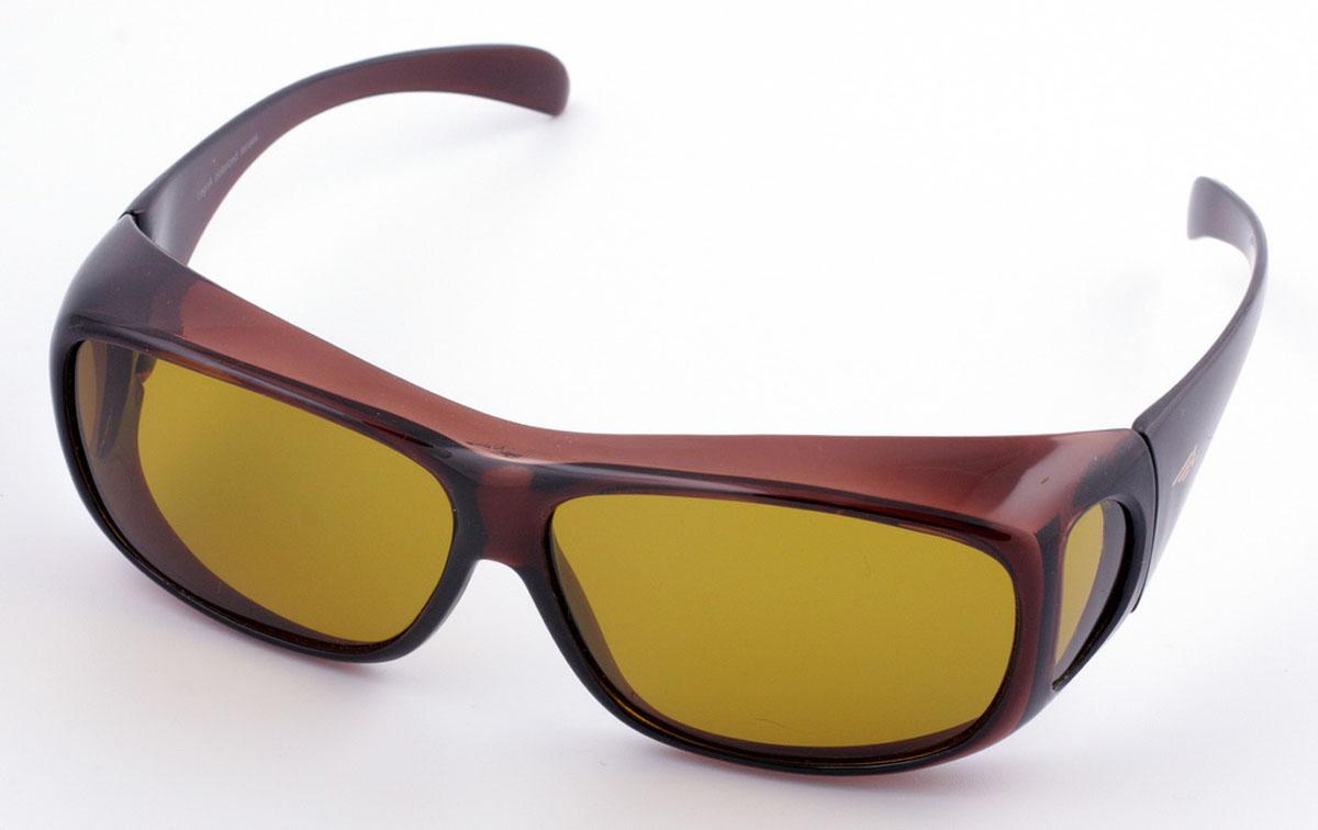 Legna очки поляризационные S8111ES8111EСолнцезащитные очки LEGNA с поляризационными линзами превосходно предохраняют глаза от любого рода вредных бликов и УФ-лучей, что делает вождение безопасным и комфортным. Также очки LEGNA ничем не уступают самым известным маркам и брендам в эстетической части. Благодаря линзам премиум класса очки LEGNA прекрасно подходят для повседневной носки, занятий спортом, отдыха и конечно для использования за рулем.