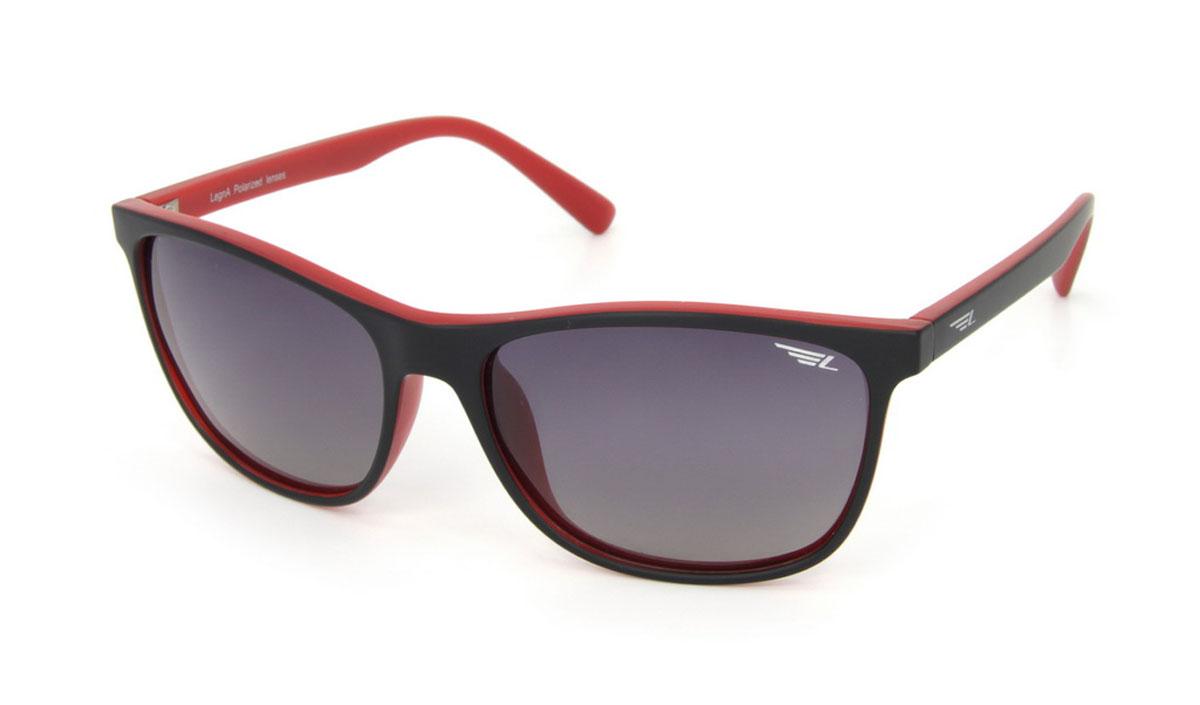 Очки поляризационные Legna, цвет: черный, красный. S8506BS8506BСтильные солнцезащитные очки Legna сделают приятной прогулку в жаркий солнечный полдень. Их также по достоинству оценят водители, так как эта модель очков оснащена уникальными поляризационными линзами, которые задерживают раздражающие блики, что гарантирует полный зрительный комфорт и, как результат, повышенную безопасность. Высокоэффективный встроенный УФ фильтр обеспечивает совершенную защиту от вредных ультрафиолетовых лучей Кроме того, это эффектный аксессуар, который наверняка станет «изюминкой» вашего индивидуального стиля. Оправа не только красивая, но и прочная, а линзы со временем не покроются мелкими царапинами. Чистка и обслуживание: Вымыть теплой водой, вытереть мягкой сухой салфеткой. Условия хранения: в футляре при нормальных климатических условиях. Предупреждение: Не использовать в солярии, не смотреть на прямые солнечные лучи, не использовать при управлении автомобилем в сумерках и ночью.