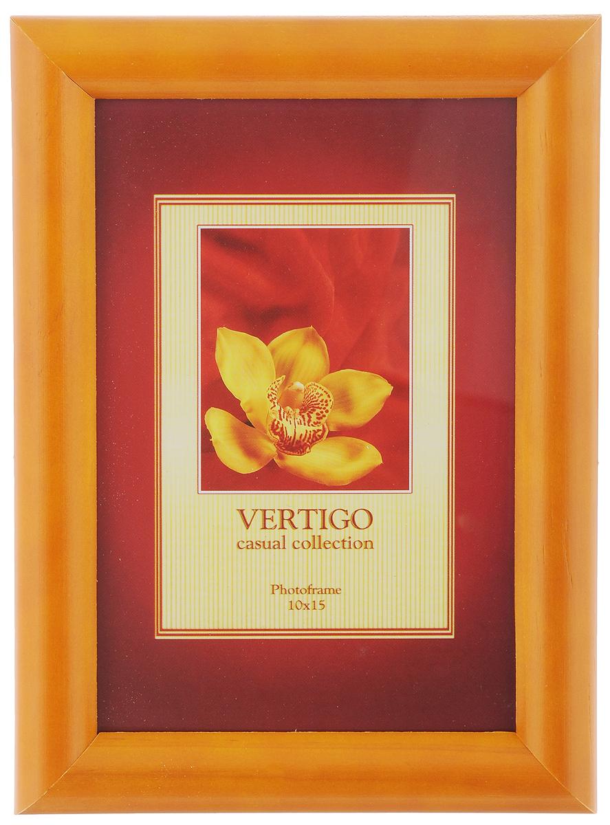 Фоторамка Vertigo Toscana, цвет: вишня, 10 х 15 см12194 WF-022/194Фоторамка Vertigo Toscana выполнена из дерева и стекла, защищающего фотографию. Обратная сторона рамки оснащена специальной ножкой, благодаря которой ее можно поставить на стол или любое другое место в доме или офисе. Также изделие оснащено специальными отверстиями для подвешивания на стену. Такая фоторамка поможет вам оригинально и стильно дополнить интерьер помещения, а также позволит сохранить память о дорогих вам людях и интересных событиях вашей жизни.