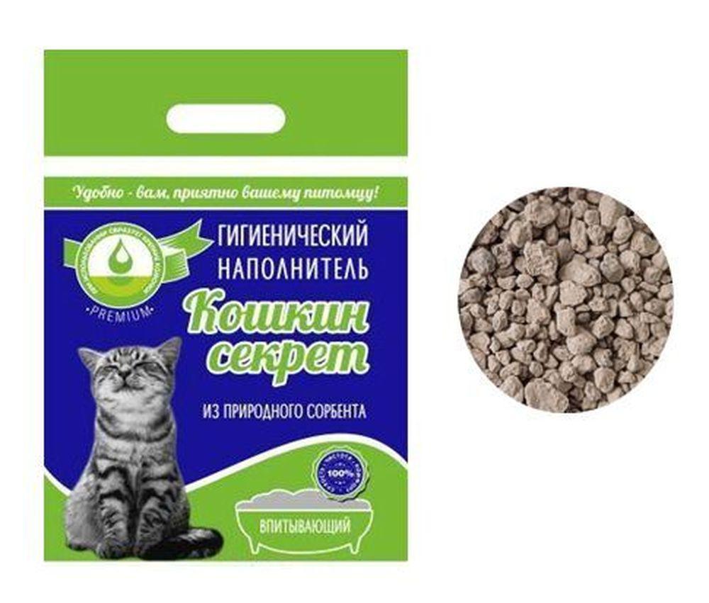 Наполнитель для кошачьих туалетов