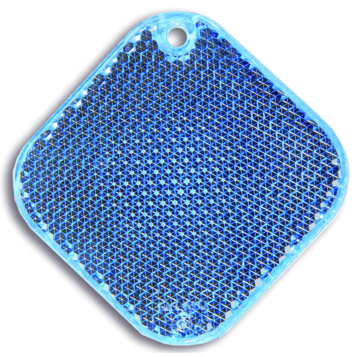 Мамасвет Светоотражатель пешеходный Ромб цвет голубой ( 51004.30 )