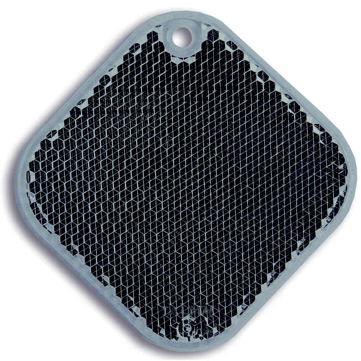 Мамасвет Светоотражатель пешеходный Ромб цвет серый ( 51004.20 )