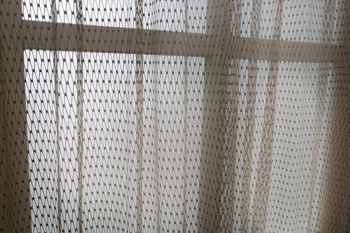 Тюль Daily by Togas Мариса, на ленте, цвет: коричневый, 300х28050.19.74.0430Тюль МАРИСА из коллекции Daily. Состав: 100% полиэстер. Комплектация: 1 полотно. Размер: 300х280. Детали: однотонный тюль сетка, европейская шторная лента, утяжелитель по нижнему краю. Цвет: коричневый. Уход: необходимо стирать при температуре 40°С с использованием моющих средств для деликатных тканей. Сушить на специальной сушке или развесив на окне. Тюль из полиэстера гладить не обязательно, но если такое желание возникнет, следует выбрать деликатный режим работы утюга (не более 150°С) и воспользоваться подутюжильником. Не отбеливать. Тюль МАРИСА - хит сезона, элегантное решение для любого интерьера; он прекрасно дополнит шторы той же цветовой гаммы, а также может использоваться как самостоятельный элемент декора. Сетчатое плетение придает тюлю особую текстурность, а европейская шторная лента позволяет создавать пышные равномерные складки. Тюль выполнен из очень красивого материала, который прекрасно смотрится в интерьере при всей своей практичности и неприхотливости. Это...
