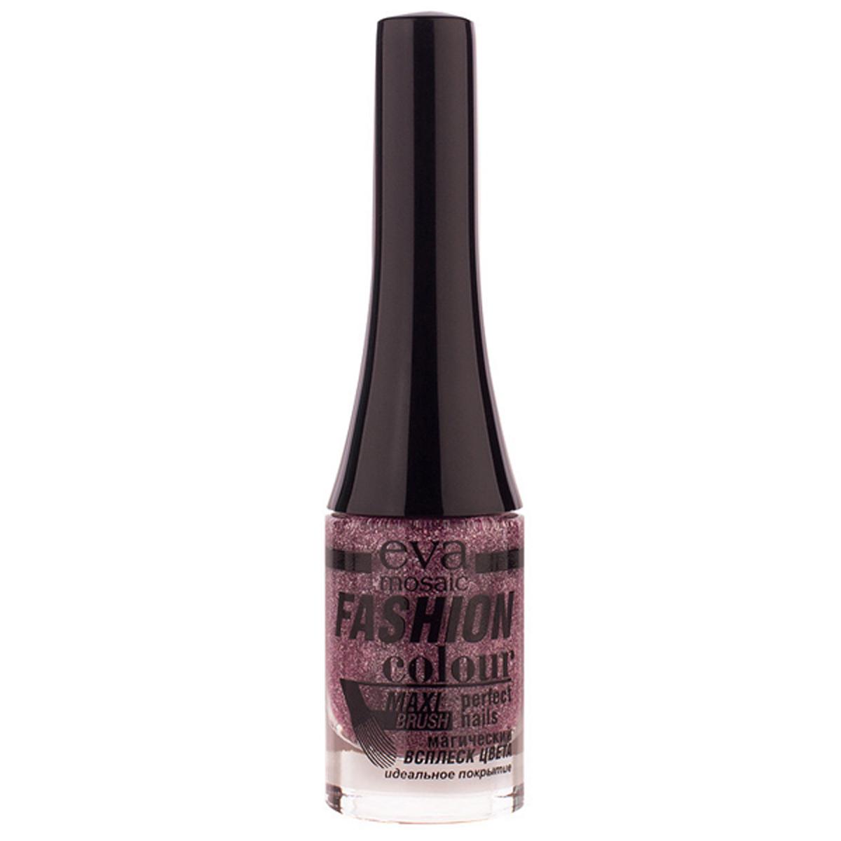 Eva Mosaic Лак для ногтей Fashion Colour, 6 мл, 062 Розовая Радуга685400Стойкие лаки для ногтей в экономичной упаковке небольшого объема - лак не успеет надоесть или загустеть! Огромный спектр оттенков - от сдержанной классики до самых смелых современных тенденций. - легко наносятся и быстро сохнут - обладают высокой стойкостью и зеркальным блеском - эргономичная плоская кисть для быстрого, аккуратного и точного нанесения.