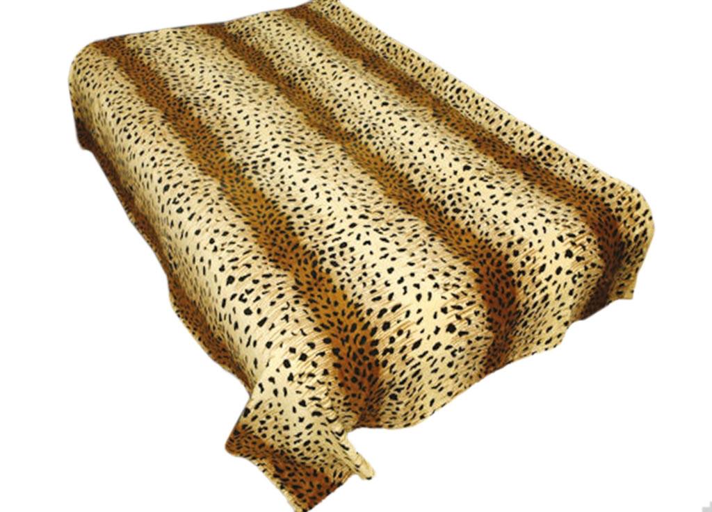 Плед Absolute, цвет: коричневый , 150 х 200 см. 4398243982плотность 300 гр/м2