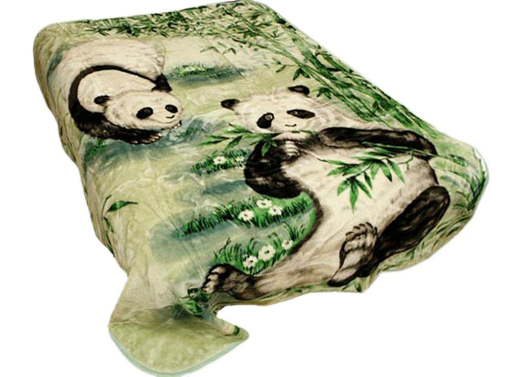 Плед Tamerlan, стриженый, цвет: зеленый, 160 х 220 см. 4804348043плотность 670 гр/м2