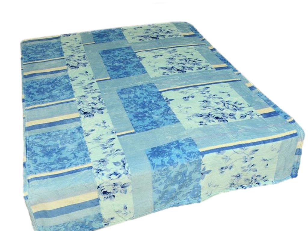 Плед Absolute, цвет: голубой , 150 х 200 см. 5106151061плотность 300 гр/м2