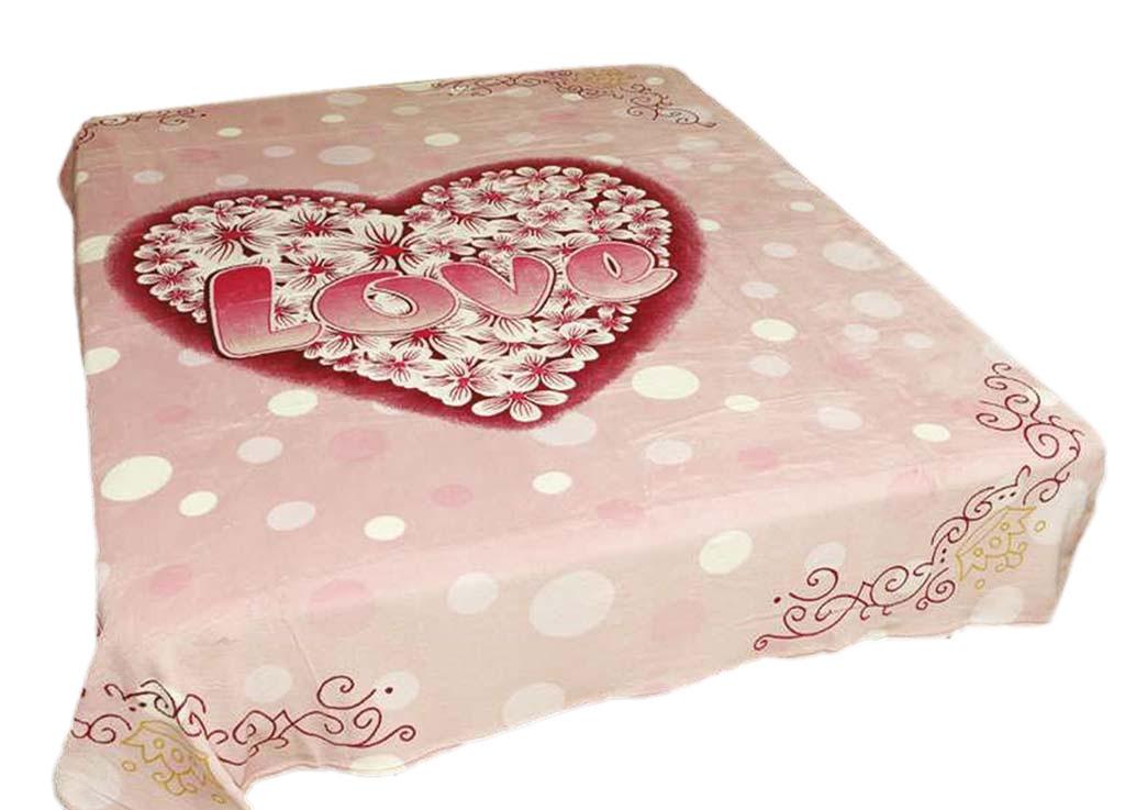 Плед Absolute, цвет: розовый , 150 х 200 см. 5542755427плотность 300 гр/м2