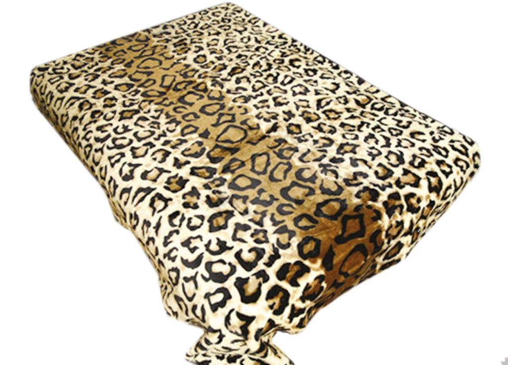 Плед Toledo, нестриженый, цвет: коричневый, 150 х 200 см. 7596175961плотность 370 гр/м2