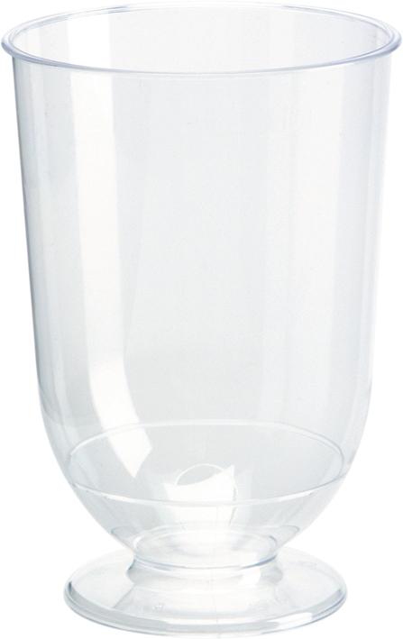 Бокалы одноразовые Duni Crystallo, 15 шт149146Набор Duni Colorix состоит из 15 бокалов. Изделия выполнены из пластика и предназначен для одноразового использования. Одноразовые бокалы будут незаменимы при пользовании в поездках на природу, пикниках и других мероприятиях. Они не займут много места, легкие и самое главное - после использования их не надо мыть.