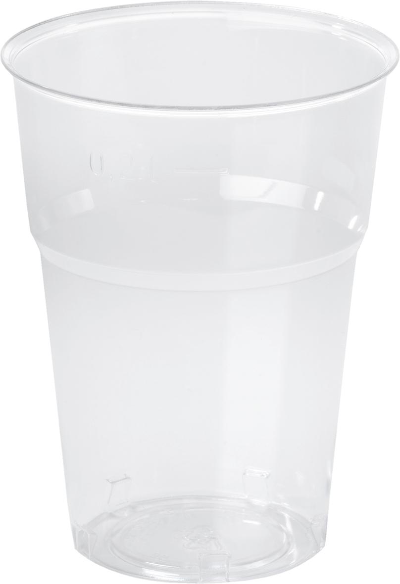 Стаканы одноразовые Duni Trend, 250 мл, 50 шт153396Набор Duni Colorix состоит из 50 стаканов. Изделия выполнены из пластика и предназначен для одноразового использования. Одноразовые стаканы будут незаменимы при пользовании в поездках на природу, пикниках и других мероприятиях. Они не займут много места, легкие и самое главное - после использования их не надо мыть.