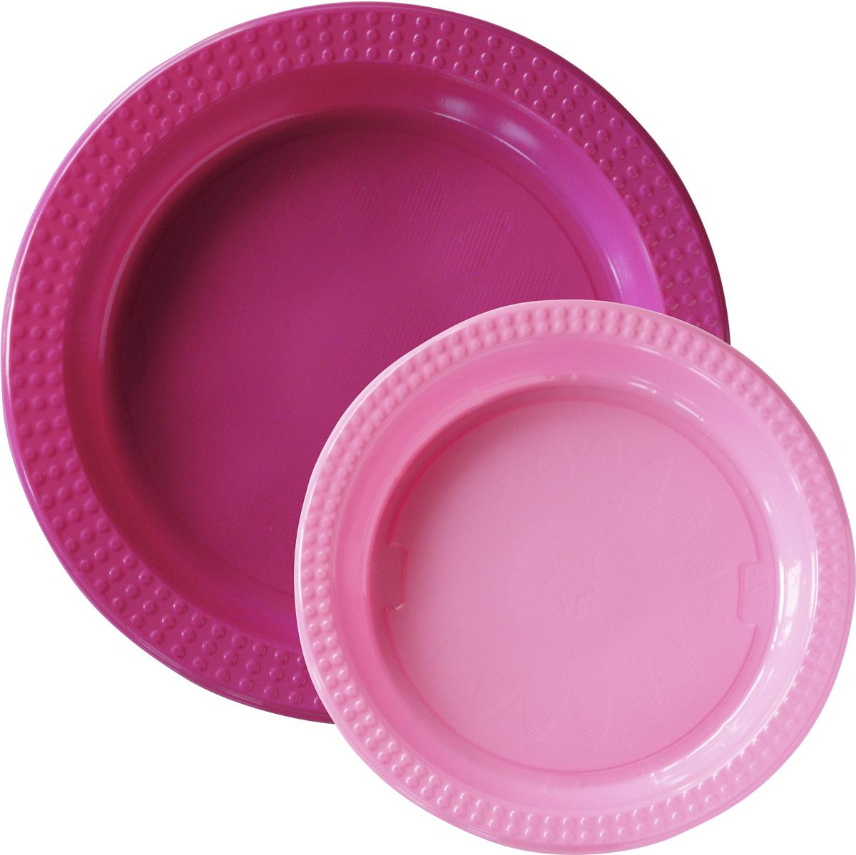 Тарелки пластиковые, 22см и 17см, в комплекте 20 шт167728Еда – одна из важнейших частей нашей жизни. Еда объединяет разных людей. Впечатляющая сервировка стола вдохновит любое застолье и превратит его в запоминающийся момент – для всех чувств, не только вкуса. Мы не только простой производитель салфеток, скатертей, свечек, чашек, тарелок и ножей с вилками. Мы – создатель атмосферы, вдохновения и сюрпризов – все это основные части обеда, ужина, вечеринки или незабываемого пикника. Используя современные инновации, скандинавский дизайн и опыт накопленный столетиями, мы сделаем вашу трапезу незабываемым праздником.
