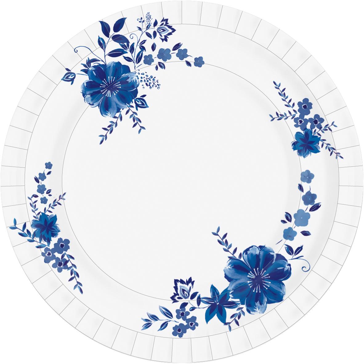 Набор одноразовых тарелок Duni Laura, диаметр 22 см, 10 шт173439Набор одноразовой посуды Duni Laura состоит из 10 круглых тарелок, выполненных из плотной бумаги и предназначенных для одноразового использования. Изделия декорированы высококачественным стильным узором. Одноразовые тарелки будут незаменимы в поездках на природу, пикниках и других мероприятиях. Они не займут много места, легки и самое главное - после использования их не надо мыть. Не использовать в микроволновой печи. Диаметр тарелки (по верхнему краю): 22 см. Высота тарелки: 2 см. Количество в упаковке: 10 шт.