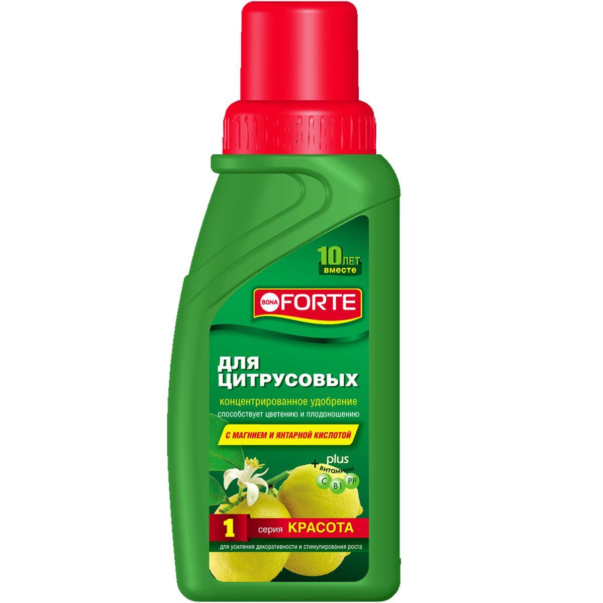 Жидкое комплексное удобрение Bona Forte, 285 мл (серия КРАСОТА)BF-21-01-024-1Стимулирует цветение и образование новых завязей, поддерживает активный рост и укрепляет иммунитет растений.