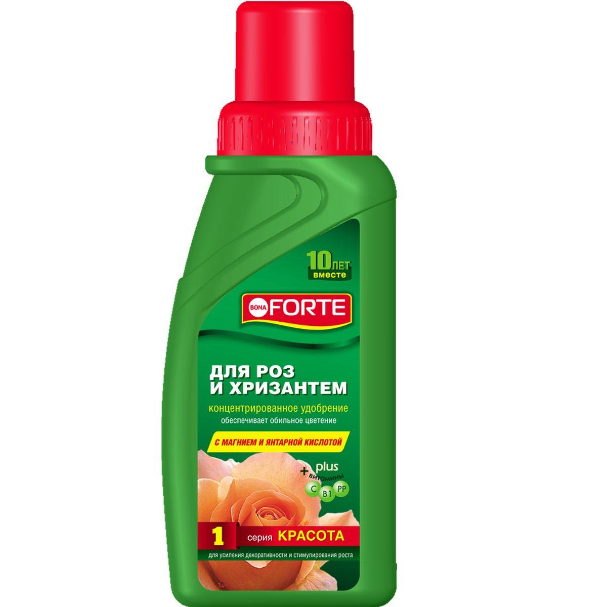 Жидкое комплексное удобрение Bona Forte, 285 мл (серия КРАСОТА)BF-21-01-025-1Стимулирует повторное цветение и образование новых бутонов, укрепляет иммунитет растений.
