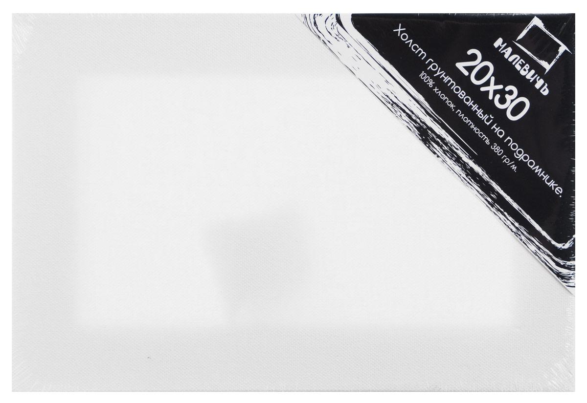 Малевичъ Холст на подрамнике 20 см x 30 см 380 г/м2