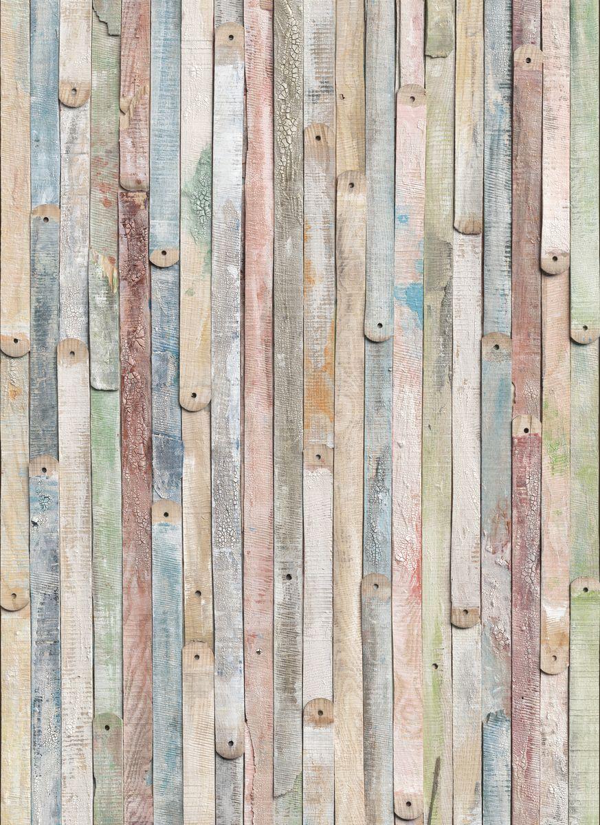 Фотообои Komar Винтажная древесина, 1,84 х 2,54 м4-910Бумажные фотообои известного бренда Komar позволят создать неповторимый облик помещения, в котором они размещены. Фотообои наносятся на стены тем же способом, что и обычные обои. Благодаря превосходной печати и высококачественной основе такие обои будут радовать вас долгое время. Фотообои снова вошли в нашу жизнь, став модным направлением декорирования интерьера. Выбрав правильную фактуру и сюжет изображения можно добиться невероятного эффекта живого присутствия. Ширина рулона: 1,84 м. Высота полотна: 2,54 м. Клей в комплекте.