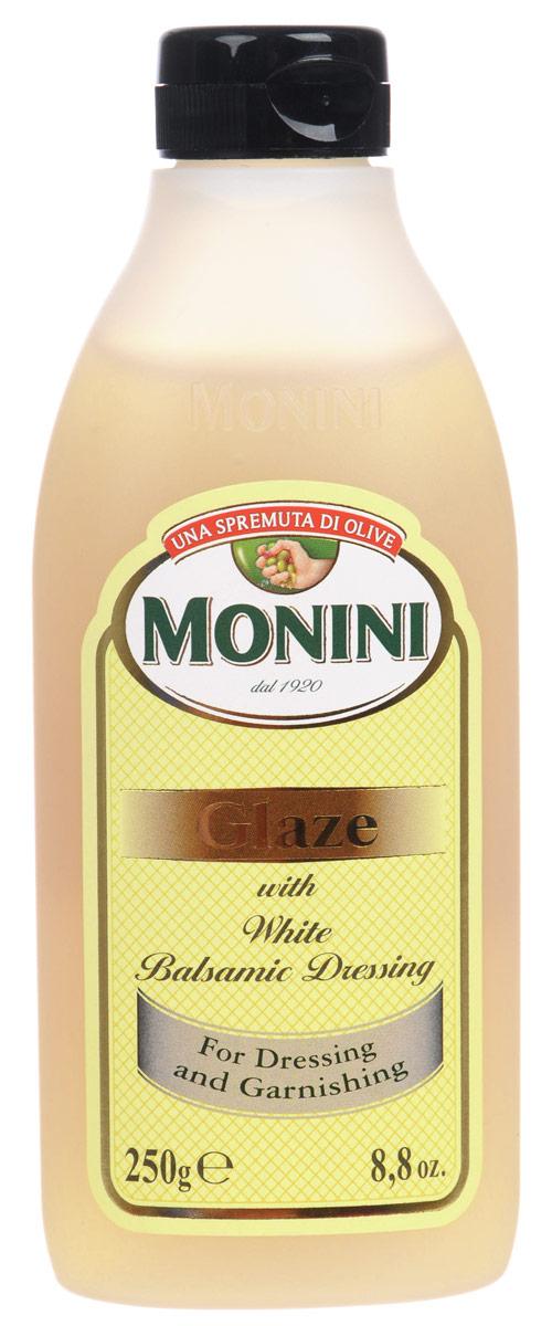 Monini Balsamic Glaze бальзамический соус белый, 250 г 1612212