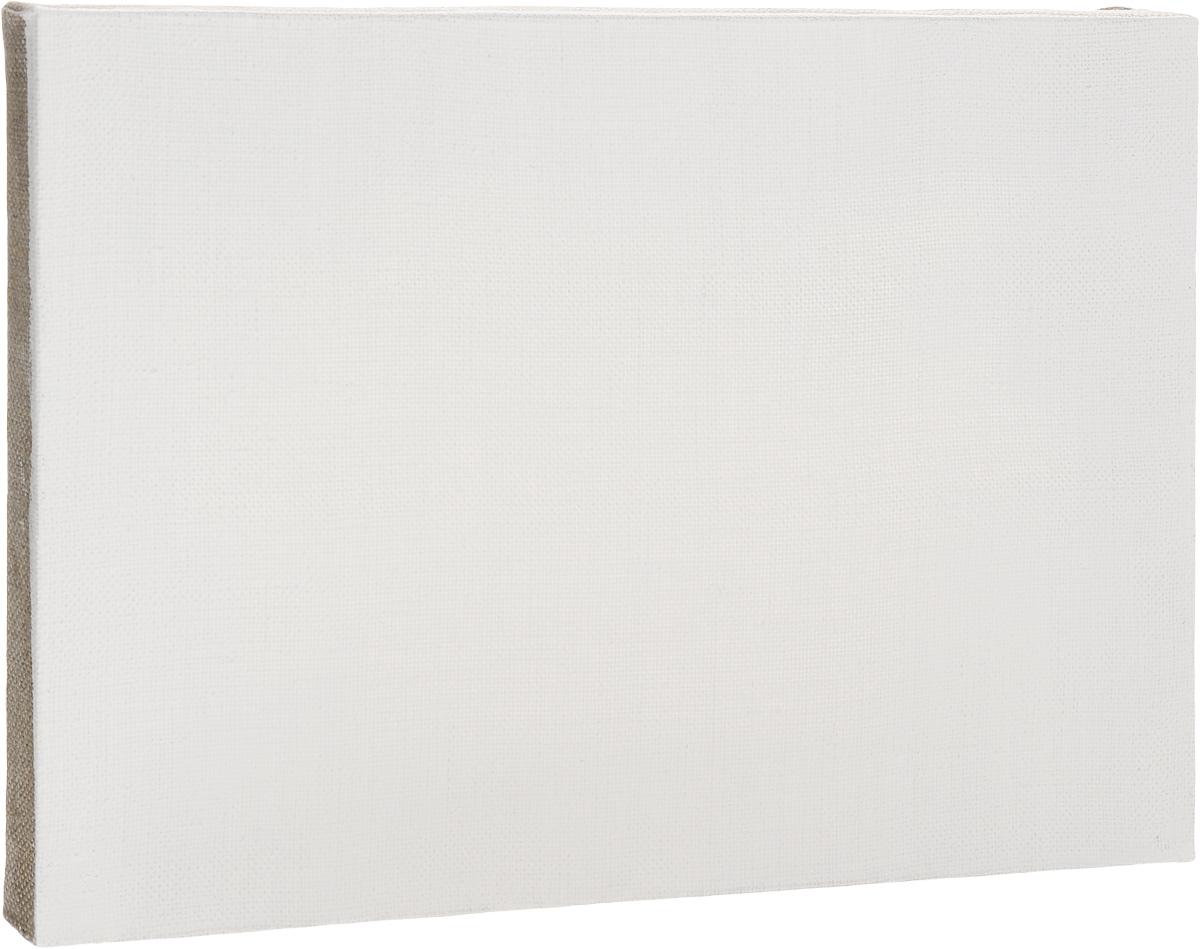 Холст на подрамнике Туюкан Живописный, 25 х 40 смТ0003735Холст для живописи грунтованный на подрамнике. Идеально подходит для работы маслом, акрилом. 100% лен.