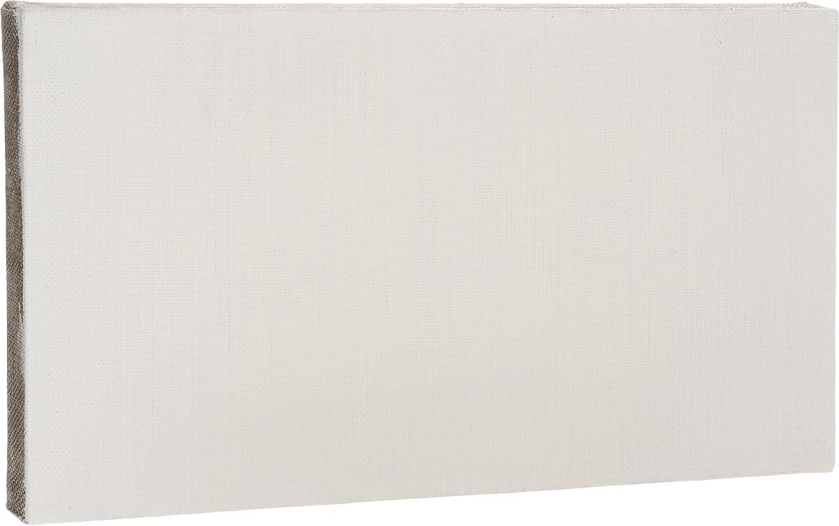 Холст на подрамнике Туюкан Живописный, 20 х 40 смТ0003731Холст для живописи грунтованный на подрамнике. Идеально подходит для работы маслом, акрилом. 100% лен.