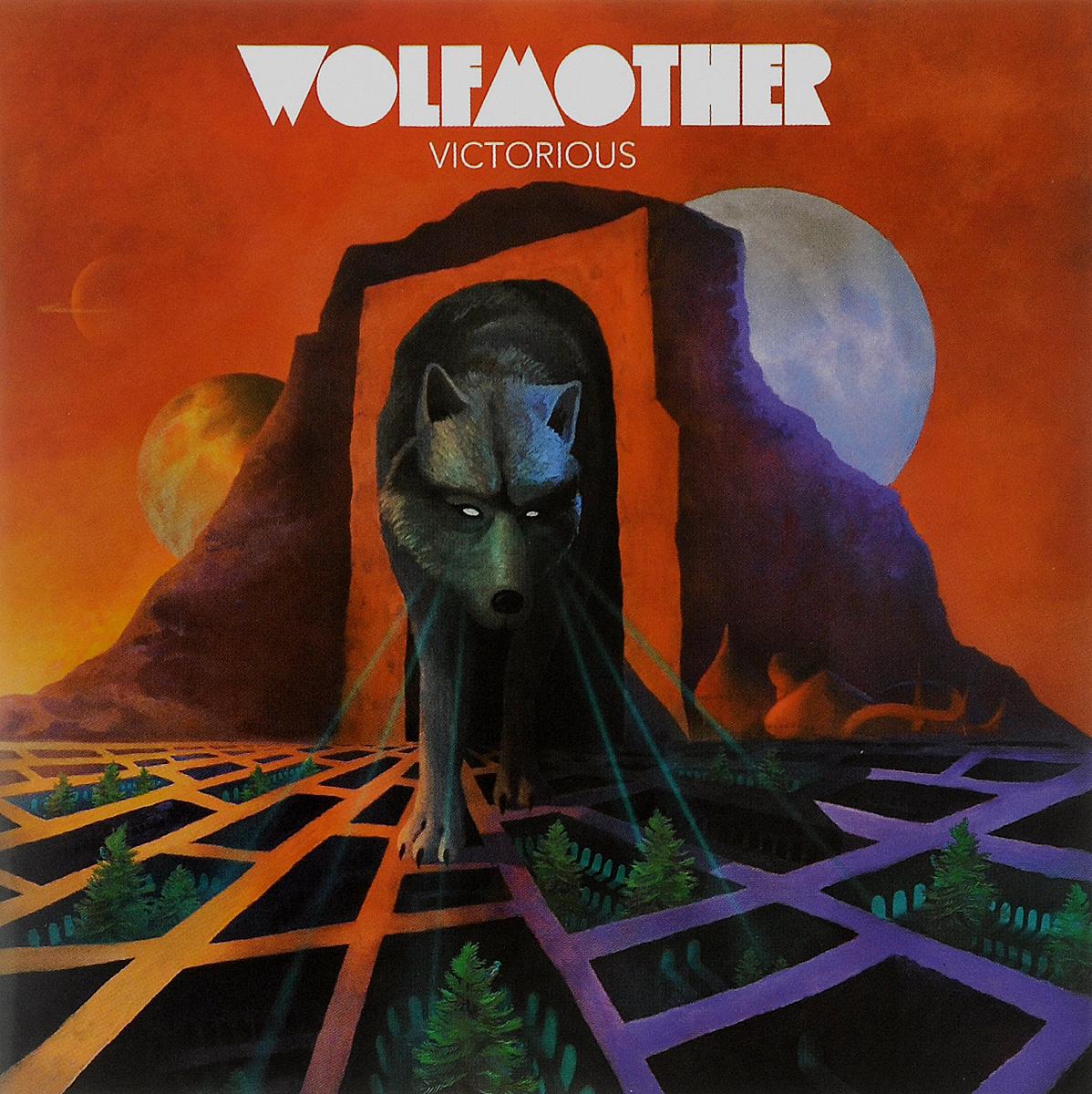 Zakazat.ru: Wolfmother. Victorious