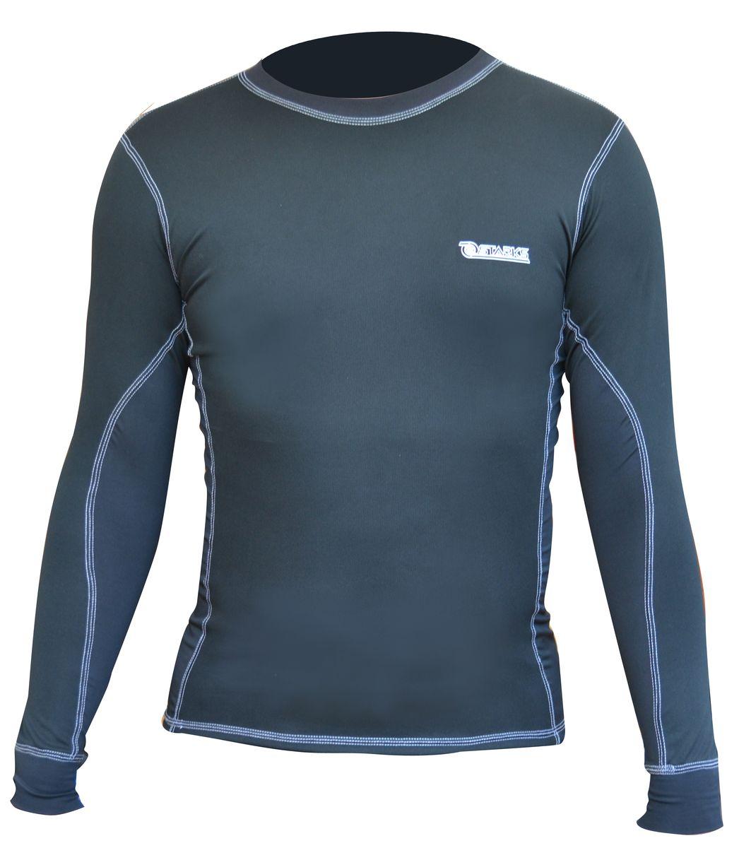 Термобелье кофта Starks Coolmax, летняя, охлаждающая, цвет: черный. Размер XLЛЦ0011_XLАнатомическое комбинированное термобелье, выполнено из сертифицированной ткани CoolMax. Повторение анатомии человеческого тела. Обеспечивает хорошую терморегуляцию тела, отводит влагу, оставляя тело сухим. Вставки из ткани CoolMax Extremeдля мест, подверженных наибольшей потливости (подмышки, локтевой сгиб руки, паховая область). Технология плоских швов. Белье предназначено для активных физических нагрузок. Особенности: Сохраняет ваше тело сухим. Эластичные, мягкие плоские швы Отличные влагоотводящиесвойства Гипоаллергенно