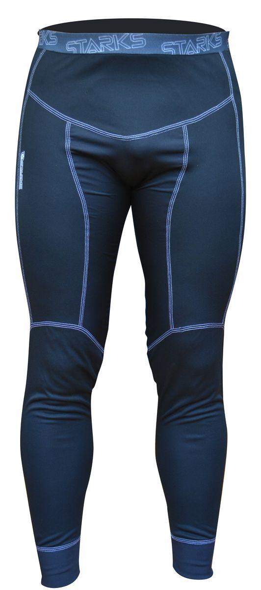 """Термобелье брюки Starks """"Coolmax"""", летние, охлаждающие, цвет: черный. Размер S"""