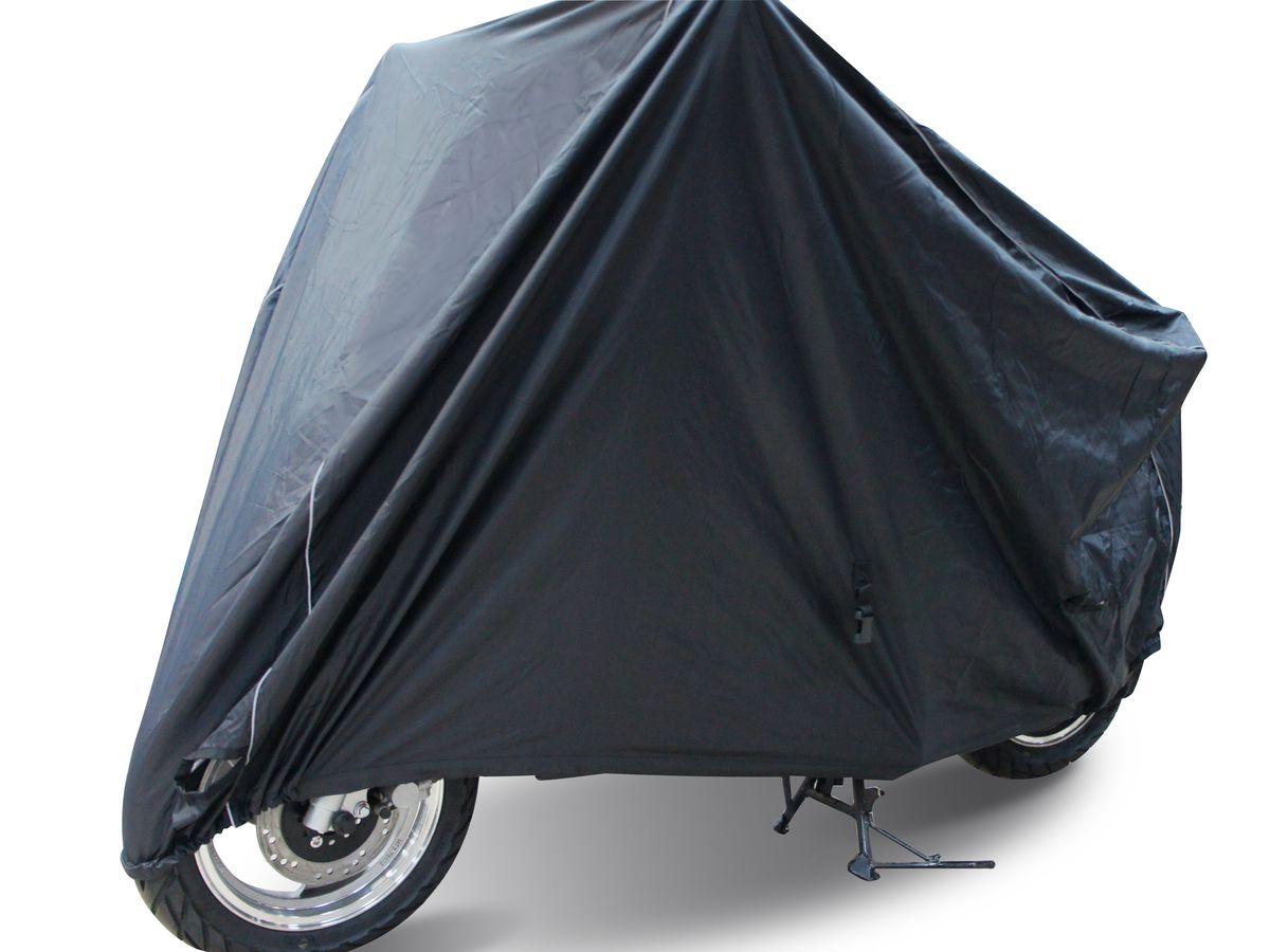 Чехол для мототехники Starks Scooter (S), цвет: черныйЛЦ0015Чехол для мототехники. Водонепроницаемый. Жаростойкий-до 200С. Стропа по середине, фиксирует по центру мотоцикла. Не позволяет нагревать технику на солнце, отражает солнечные лучи. Отсутствует эффект термоса. Сумочка для транспортировки и хранения. Подходит на все скутера от 50 до 200 - 250 кубов