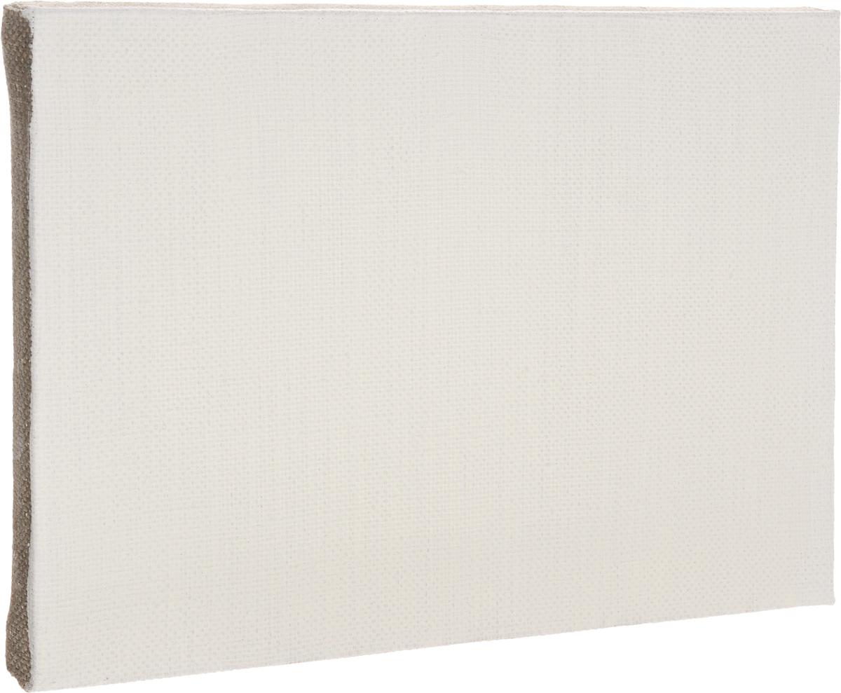 Холст ArtQuaDram Репинский на подрамнике, грунтованный, 25 х 35 смТ0003908Холст на деревянном подрамнике ArtQuaDram Репинский изготовлен из 100% натурального льна. Подходит для профессионалов и художников. Холст не трескается, не впитывает слишком много краски, цвет краски и качество не изменяются. Холст идеально подходит для масляной и акриловой живописи.