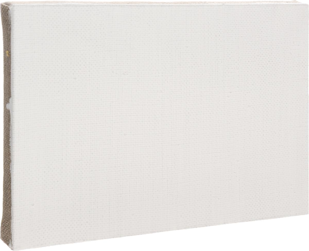 Холст ArtQuaDram Репинский на подрамнике, грунтованный, 20 х 30 смТ0003904Холст на деревянном подрамнике ArtQuaDram Репинский изготовлен из 100% натурального льна. Подходит для профессионалов и художников. Холст не трескается, не впитывает слишком много краски, цвет краски и качество не изменяются. Холст идеально подходит для масляной и акриловой живописи.