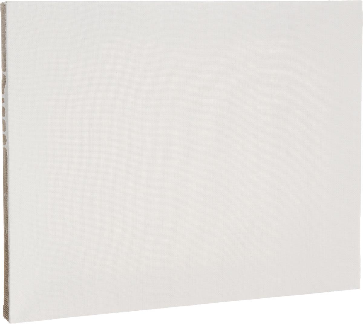 Холст ArtQuaDram Живописный на подрамнике, грунтованный, 35 х 45 смТ0003742Холст на деревянном подрамнике ArtQuaDram Живописный изготовлен из 100% натурального льна. Подходит для профессионалов и художников. Холст не трескается, не впитывает слишком много краски, цвет краски и качество не изменяются. Холст идеально подходит для масляной и акриловой живописи.