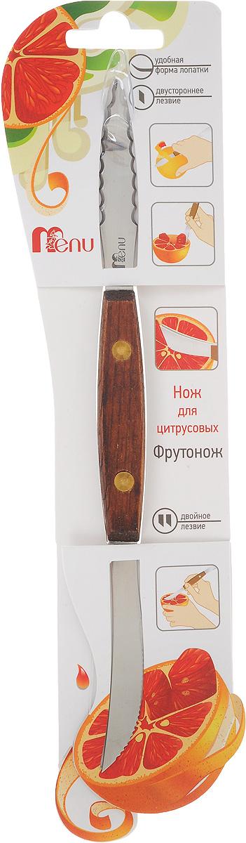 Нож для цитрусовых Menu