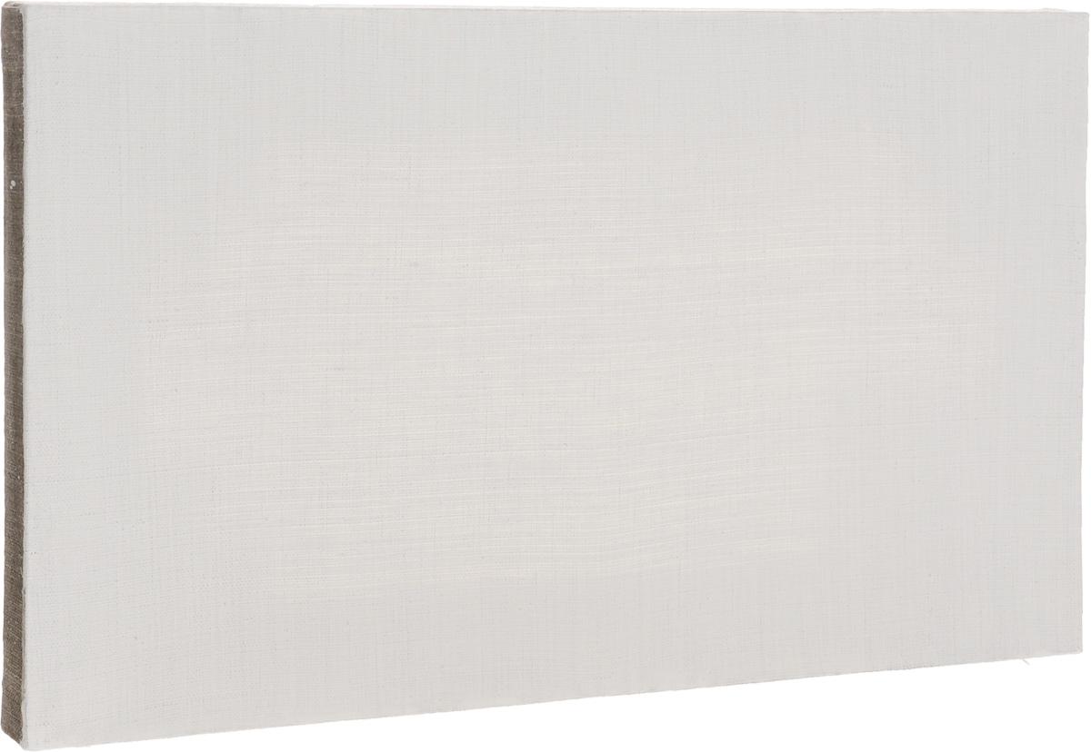 Холст ArtQuaDram Мелкозернистый на подрамнике, грунтованный, 25 х 45 смТ0003824Холст на деревянном подрамнике ArtQuaDram Мелкозернистый изготовлен из 100% натурального льна. Подходит для профессионалов и художников. Холст не трескается, не впитывает слишком много краски, цвет краски и качество не изменяются. Холст идеально подходит для масляной и акриловой живописи.