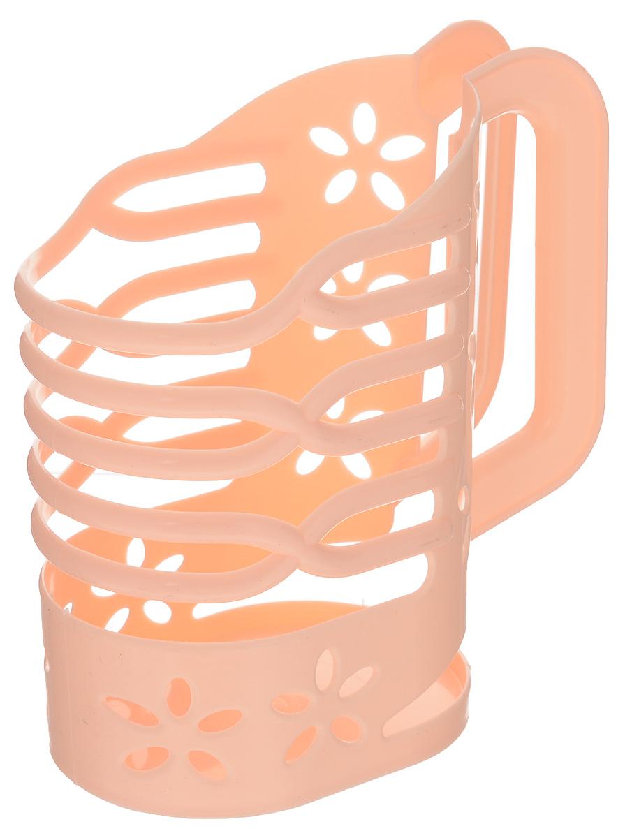 Держатель для молока Альтернатива, цвет: персиковый, 1 лM1667