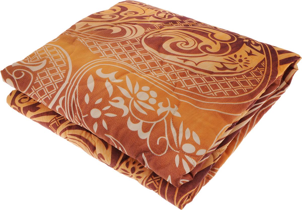 Одеяло облегченное ЭГО, наполнитель: экофайбер, цвет в ассортименте, 145 x 210 смЭО-1001-01Облегченное одеяло ЭГО подарит уютный и комфортный сон. Чехол одеяла выполнен из полиэстера с красивым узором. Внутри - тонкий слой наполнителя экофайбер. Экофайбер - это полое силиконизированное волокно, аналог холлофайбера. Главными преимуществами такого наполнителя являются его экологическая чистота и высокая теплозащита, более того он гипоаллергенен, не впитывает пыль и запахи. Одеяло с наполнителем экофайбер придется по душе людям, ценящим красоту и комфорт. Оригинальная стежка равномерно распределяет наполнитель в чехле. Такое одеяло дарит прохладный сон летом. Простое в уходе одеяло легко стирается в бытовой стиральной машине и быстро высыхает. Ваше одеяло прослужит долго, а его изысканный внешний вид будет годами дарить вам уют. Уважаемые клиенты! Товар поставляется в цветовом ассортименте. Поставка осуществляется в зависимости от наличия на складе.