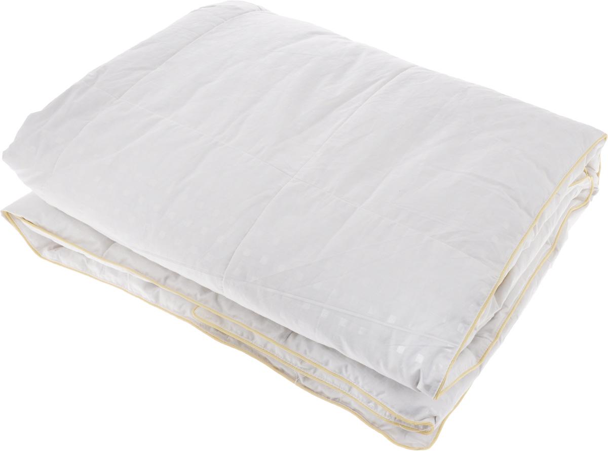"""Одеяло легкое Легкие сны """"Афродита"""", наполнитель: гусиный пух категории """"Экстра"""", 140 х 205 см 140(16)02-ЛЭО"""