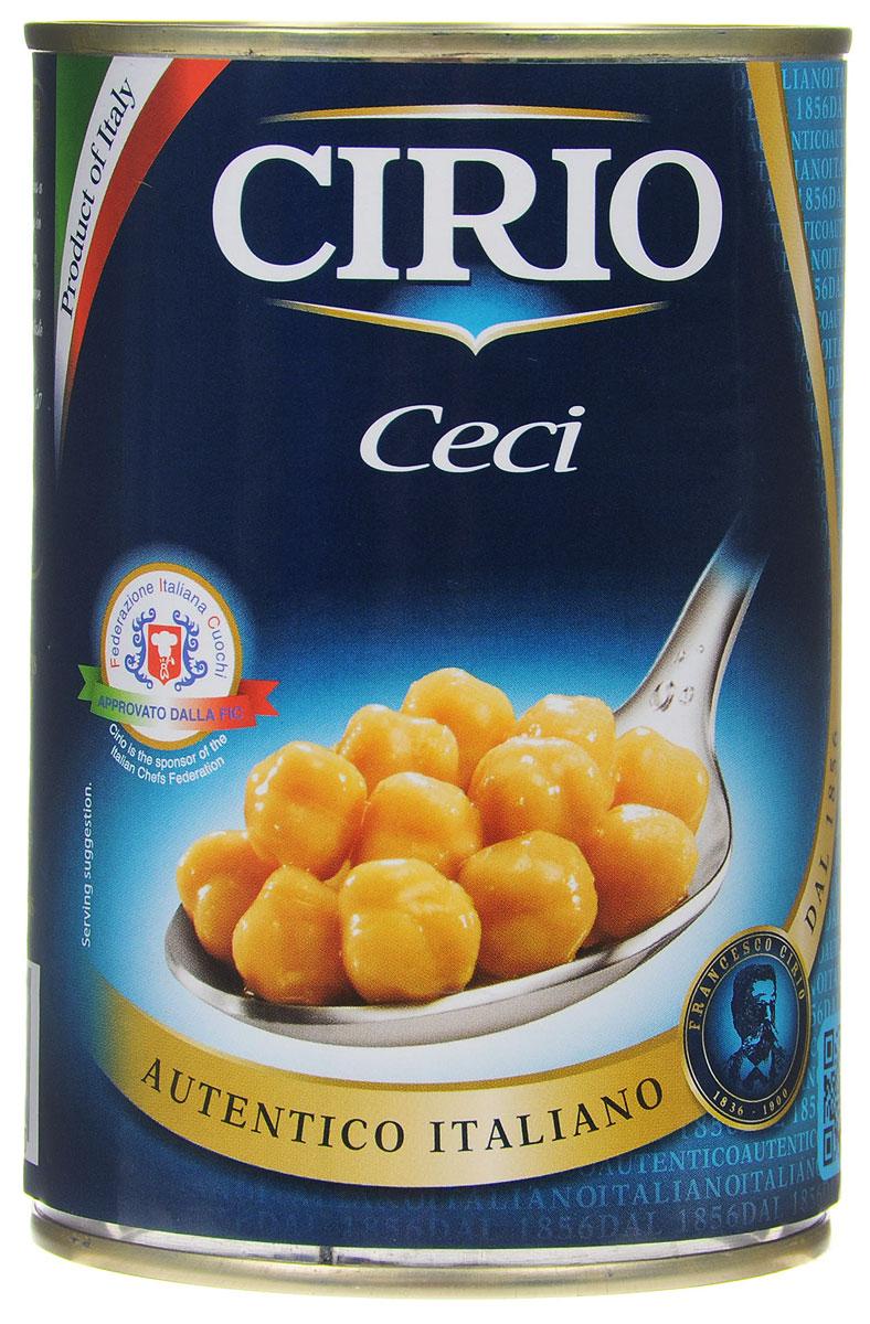 Cirio Ceci турецкий горох консервированный, 400 г 0470060