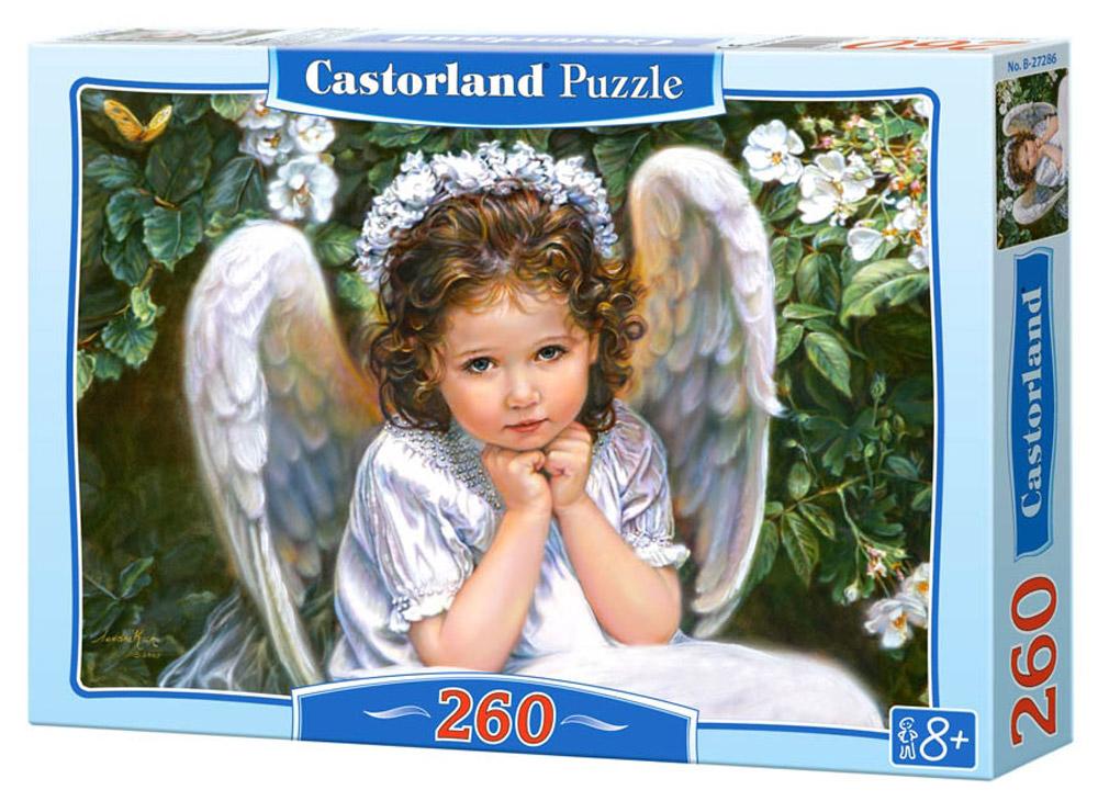 Castorland Пазл Портрет АнгелаB-27286Пазлы Castorland это - высокий уровень полиграфии, четкие и красочные цвета, продуманные иллюстрации, уникальность формы каждой детали, разнообразие тематик