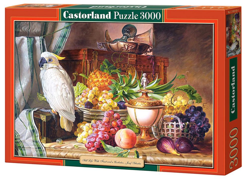 Castorland Пазл ЖивописьC-300143Пазлы Castorland это - высокий уровень полиграфии, четкие и красочные цвета, продуманные иллюстрации, уникальность формы каждой детали, разнообразие тематик